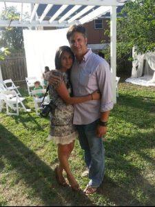 Rick and Mari Lorenzon